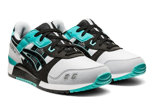 ASICS GEL-Lyte III OG Gets Familiar atmos Style Colorway