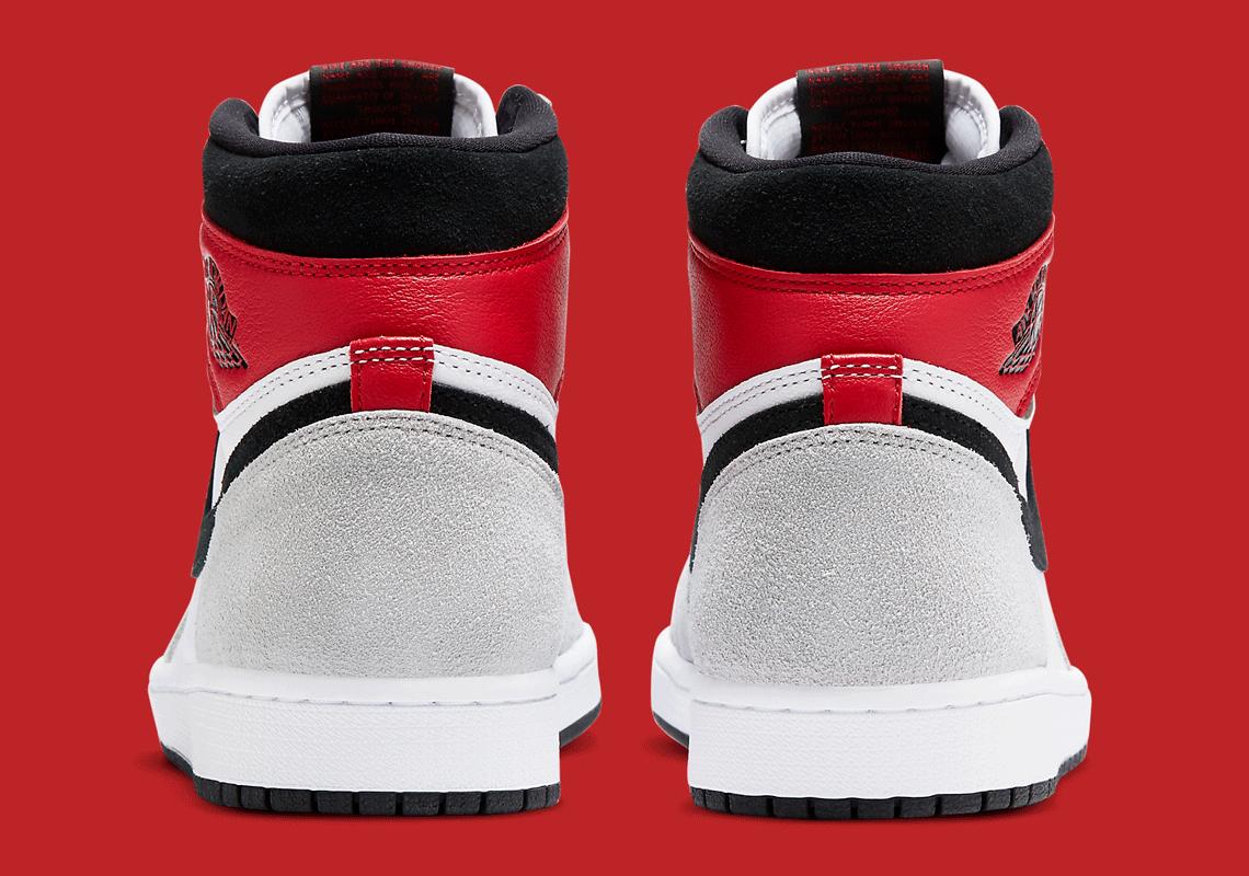 Air Jordan 1 High OG Light Smoke Grey 555088-126 7