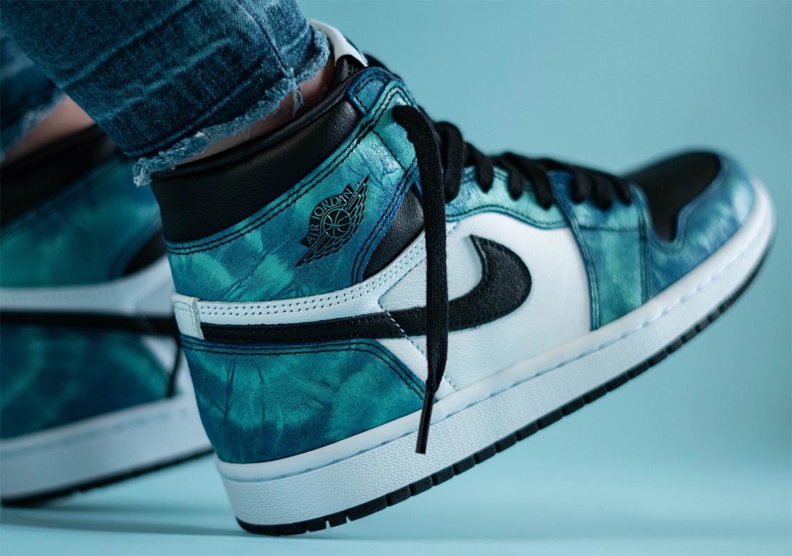 Air Jordan 1 Tie Dye CD0461-100 Release Reminder | SneakerNews.com