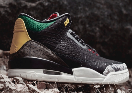 "The Air Jordan 3 ""Animal Instinct 2.0"" Releases Tomorrow"