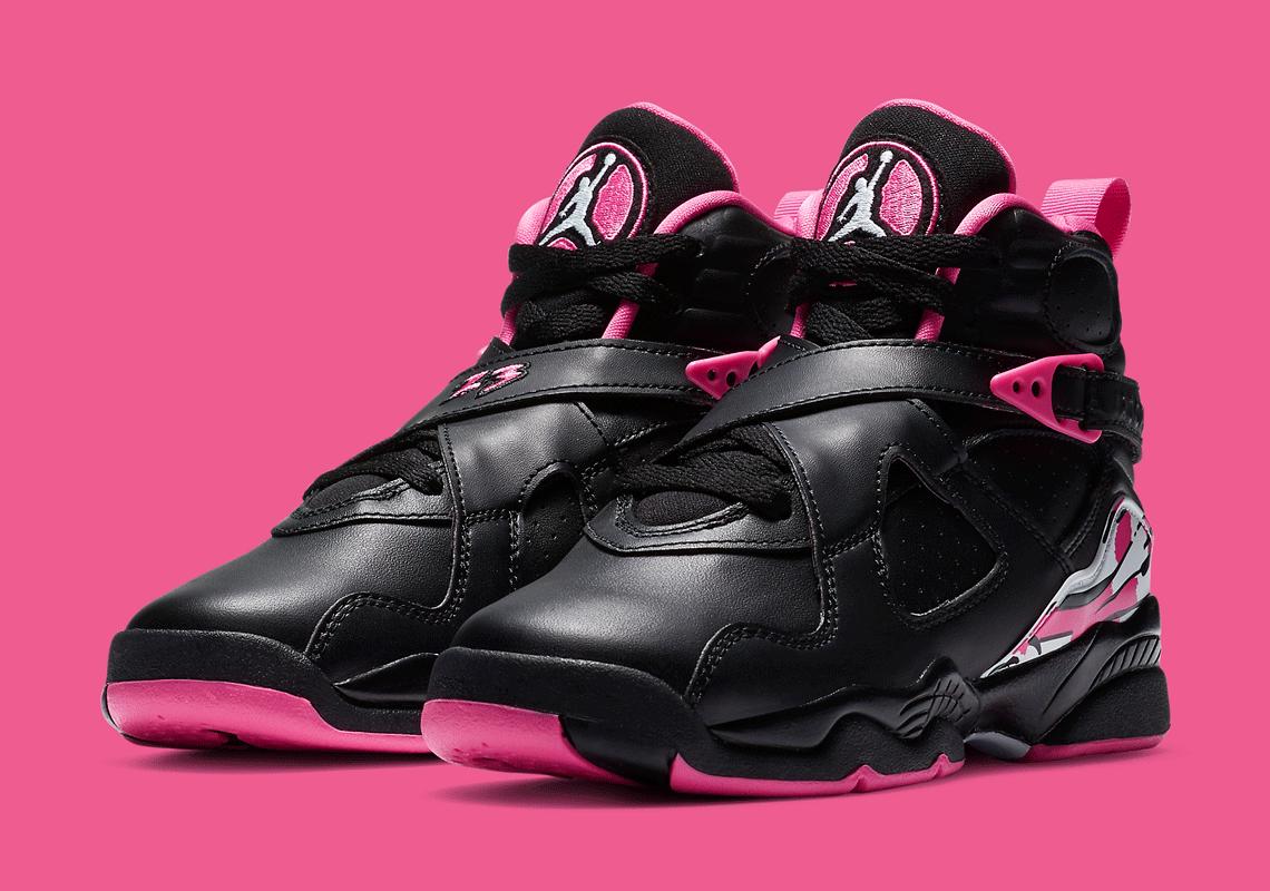 Air Jordan 8 GS Pinksicle 580528-006