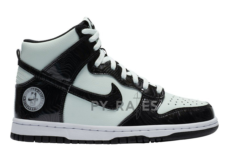 Infos Nike Dunk High Air Jordan 1 All Star 2021 Crumpe