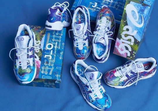 Japanese Boutique JANTJE ONTEMBAAR Gets Their Own All-Over Print ASICS Kayano 5