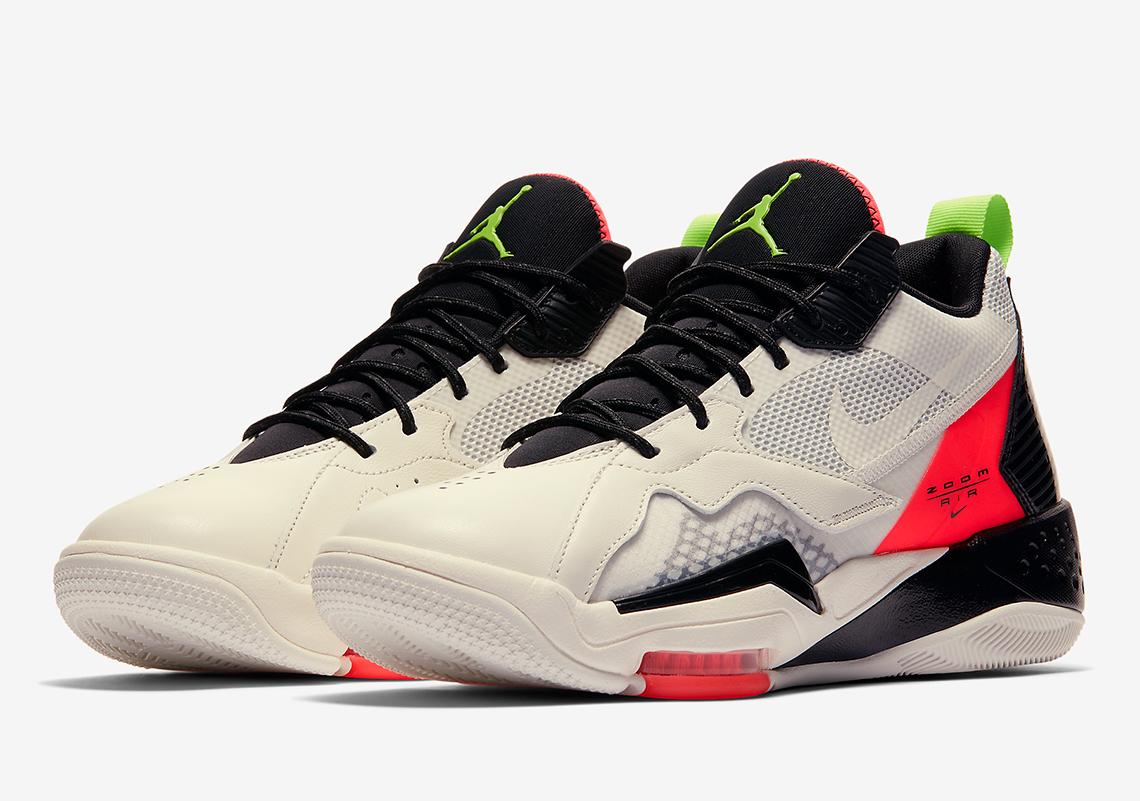 Jordan Zoom 92 CK9183-100 Release Date