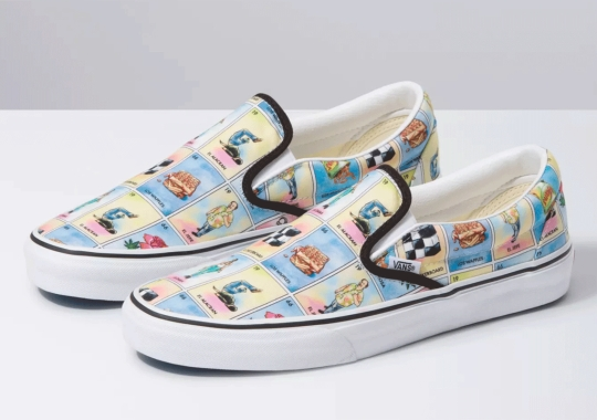 This Vans Slip-On And Old Skool Duo Will Make You Yell '¡Lotería!'