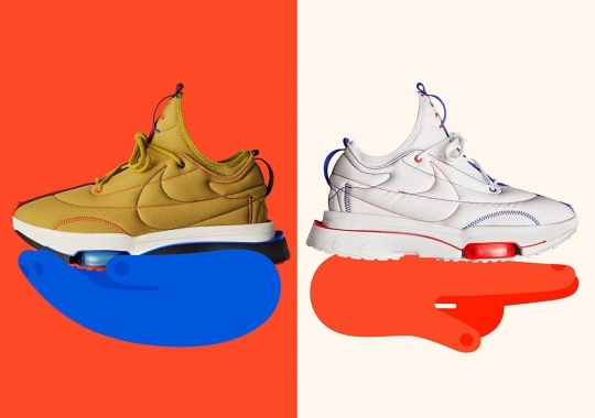 Japanese Graphic Artist MACCIU Serves Up Nike Air Zoom Type By You