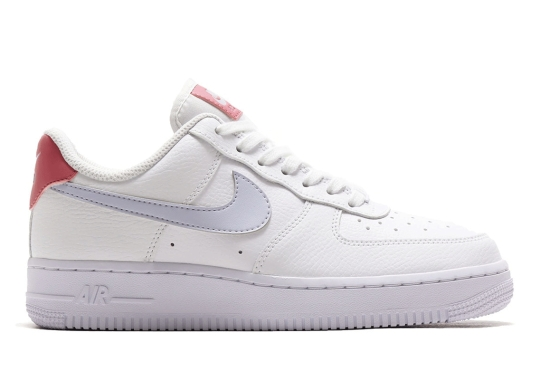 """The Nike Air Force 1 Low """"Desert Berry"""" Arrives For Women"""