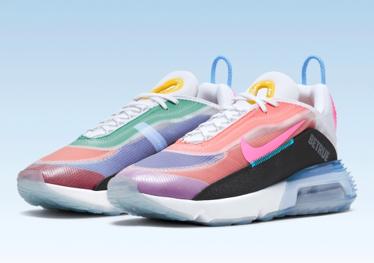 Official Images Of The Nike Air Max 2090 BETRUE