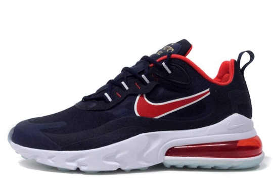 The Nike Air Max 270 React Goes Into USA Olympic Mode