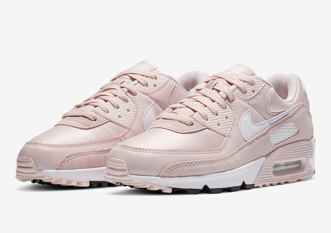 Nike Air Max 90 Barely Rose CZ6221-600 Release Info | SneakerNews.com