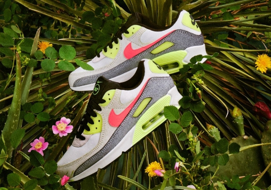 Nike N7 2020 Collection To Include An Air Max 90 With Wear-Away Suede