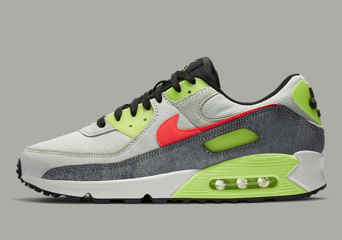Nike Air Max 90 N7 CV0264-001 Release