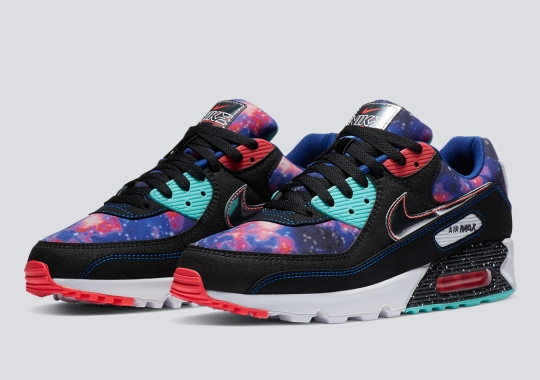 """Official Images Of The Nike Air Max 90 """"Supernova"""""""