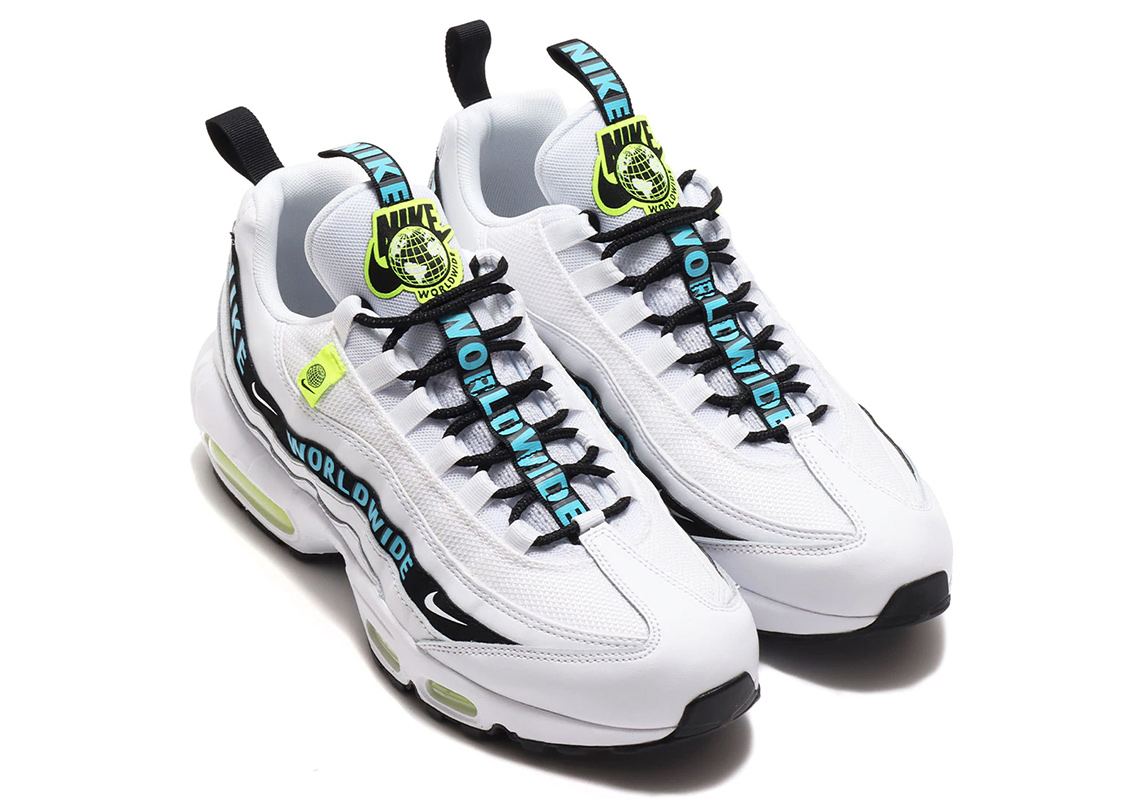 Nike Air Max 95 Worldwide Pack CT0248-100 Release Info ...