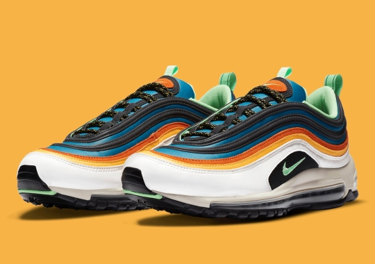Nike Adds Trail Laces To This Outdoor-Ready Air Max 97