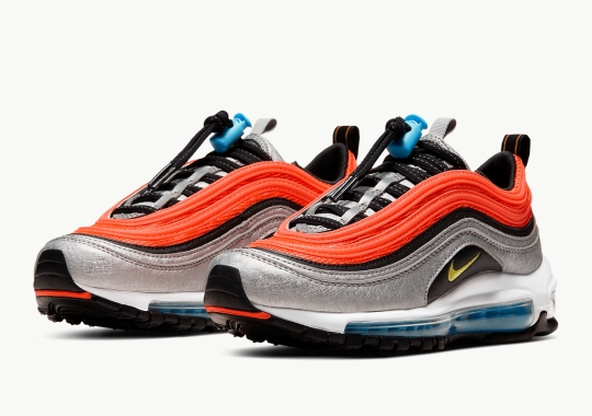 "Official Images Of The Kid's Nike Air Max 97 ""Sky Nike"""