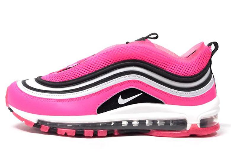 nike pink 97