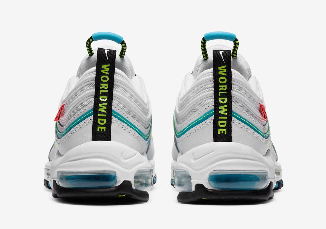 Nike Air Max 97 Worldwide Pack CZ5607-100 | SneakerNews.com