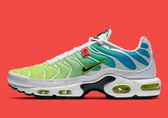 "Nike Air Max Plus ""Worldwide Pack"" Revealed"
