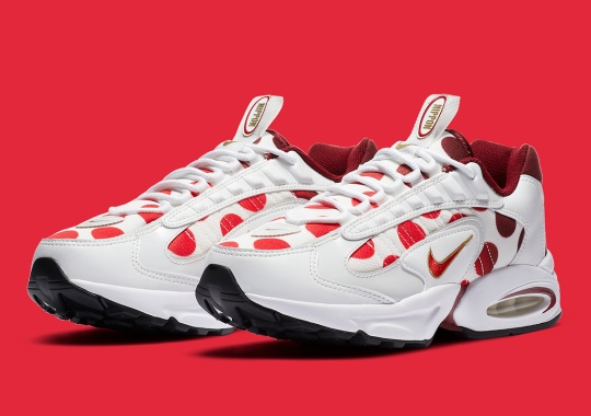 The Nike Air Max Triax 96 Heads To Japan With Polka Dot Uppers