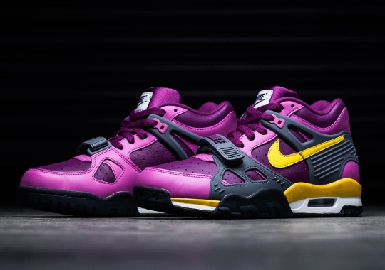 """Where To Buy The Nike Air Trainer 3 """"Viotech"""""""