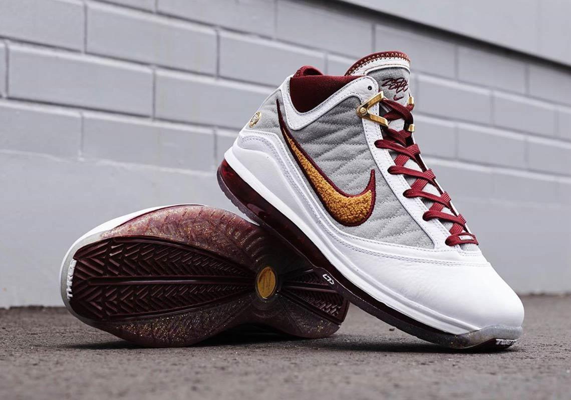 Nike LeBron 7 MVP Release Guide
