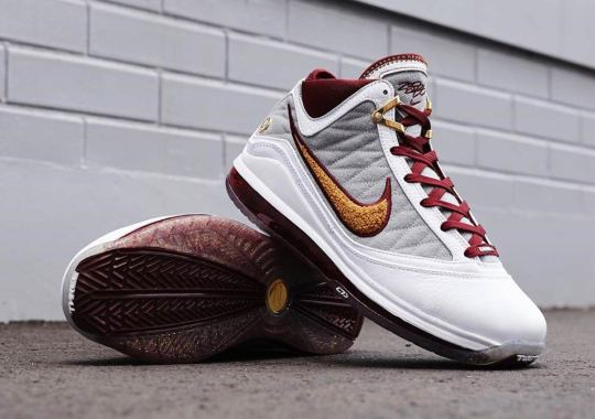 The Nike LeBron 7 MVP Releases Tomorrow