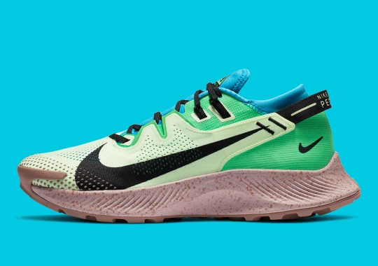 Nike Unveils Next Outdoor Running Chapter With The Pegasus Trail 2