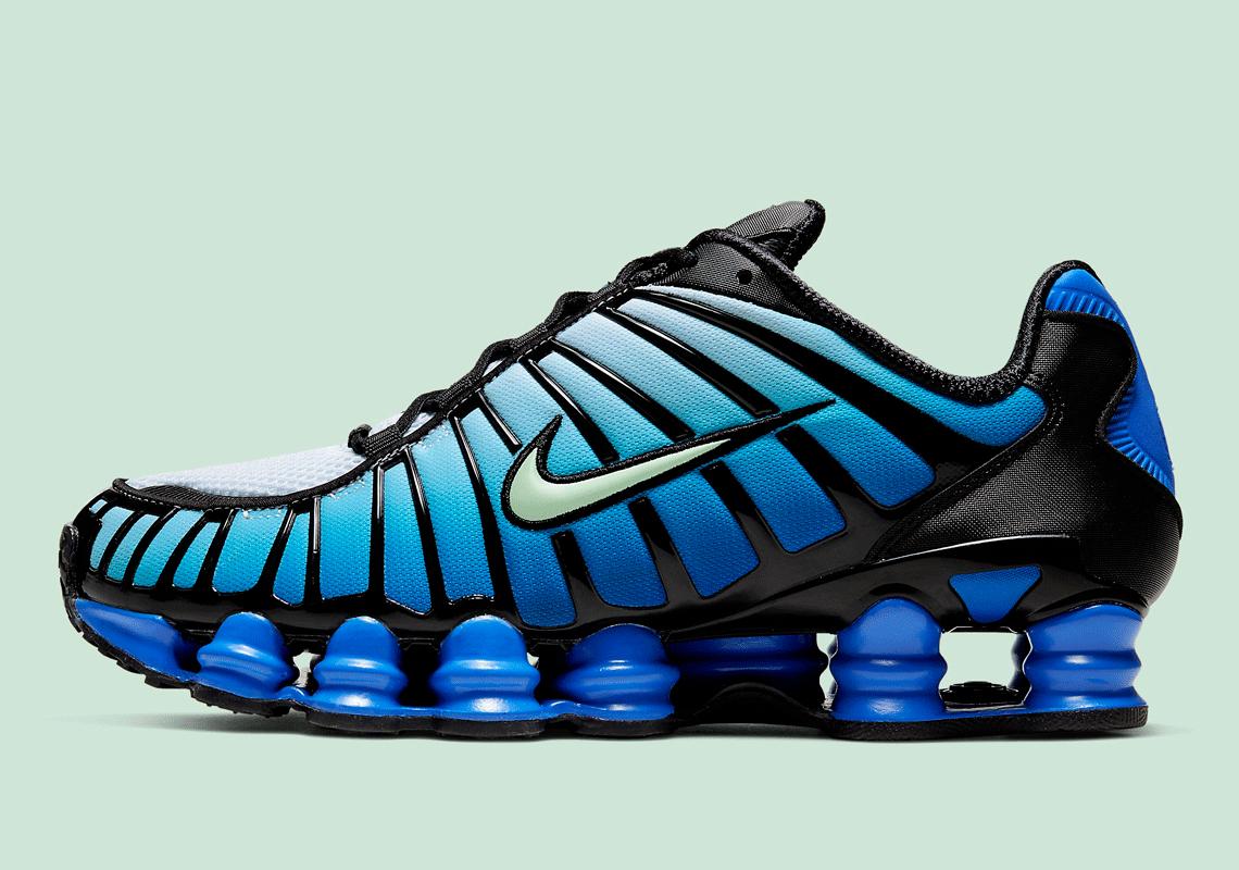 Funcionar Cruel Expectativa  Nike Shox TL Racer Blue AV3595-009 Release Date | SneakerNews.com