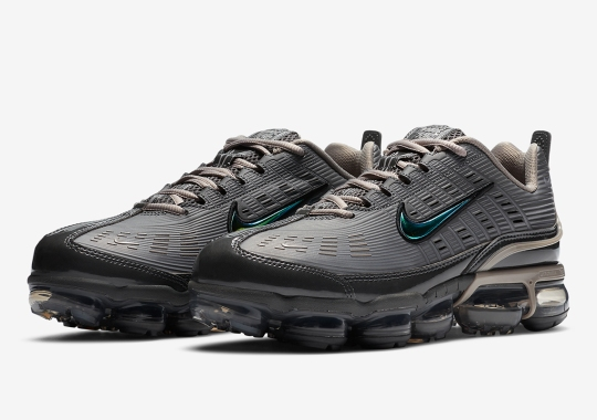"Nike Vapormax 360 ""Iron Grey"" Is Available Now"