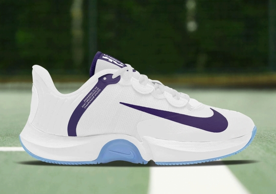 NikeCourt's Air Zoom GP Turbo Borrows Cues From Basketball