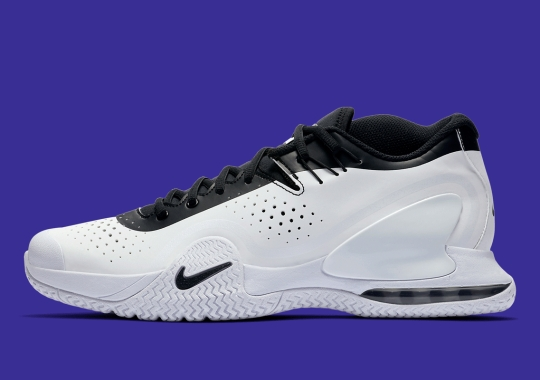This NikeCourt Tech Challenge 20 Could Be Inspired By Agassi's Air Flare