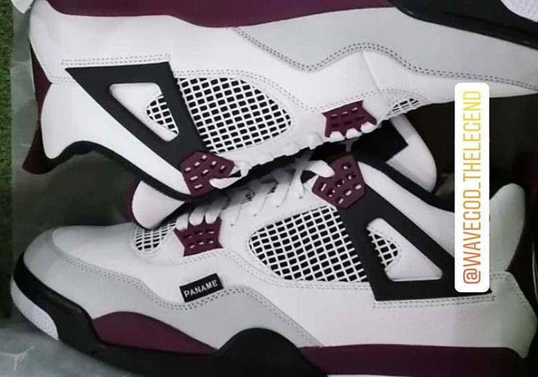 Psg Air Jordan 4 Release Info Sneakernews Com