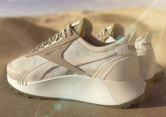 Pleasures And Reebok To Release A Tonal Classic Leather Legacy