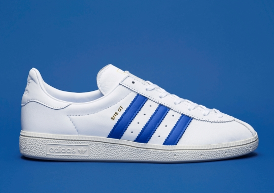 """SNS Kicks Off """"Hometown Love"""" Series With The adidas Stockholm GT"""