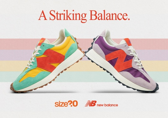 Detailed Look At The Upcoming Size? x New Balance 327
