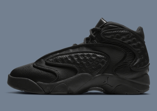 The Air Jordan Womens OG Is Coming Soon In Triple Black