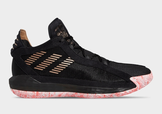 "adidas Dame 6 ""Signal Pink"" Is Available Now"