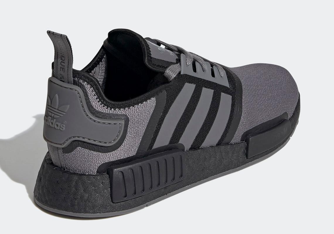 adidas nmd r1 core black grey six