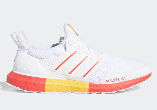 adidas Rings In Summer With A Barcelona-Inspired Ultra Boost DNA