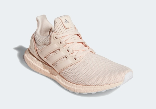 "The adidas Ultra Boost ""Pink Tint"" Launches On July 1st"