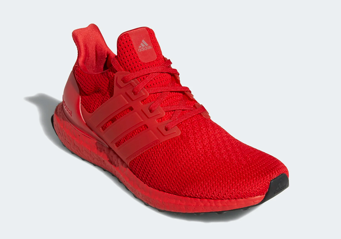adidas Ultra Boost Red FY7123 - Release