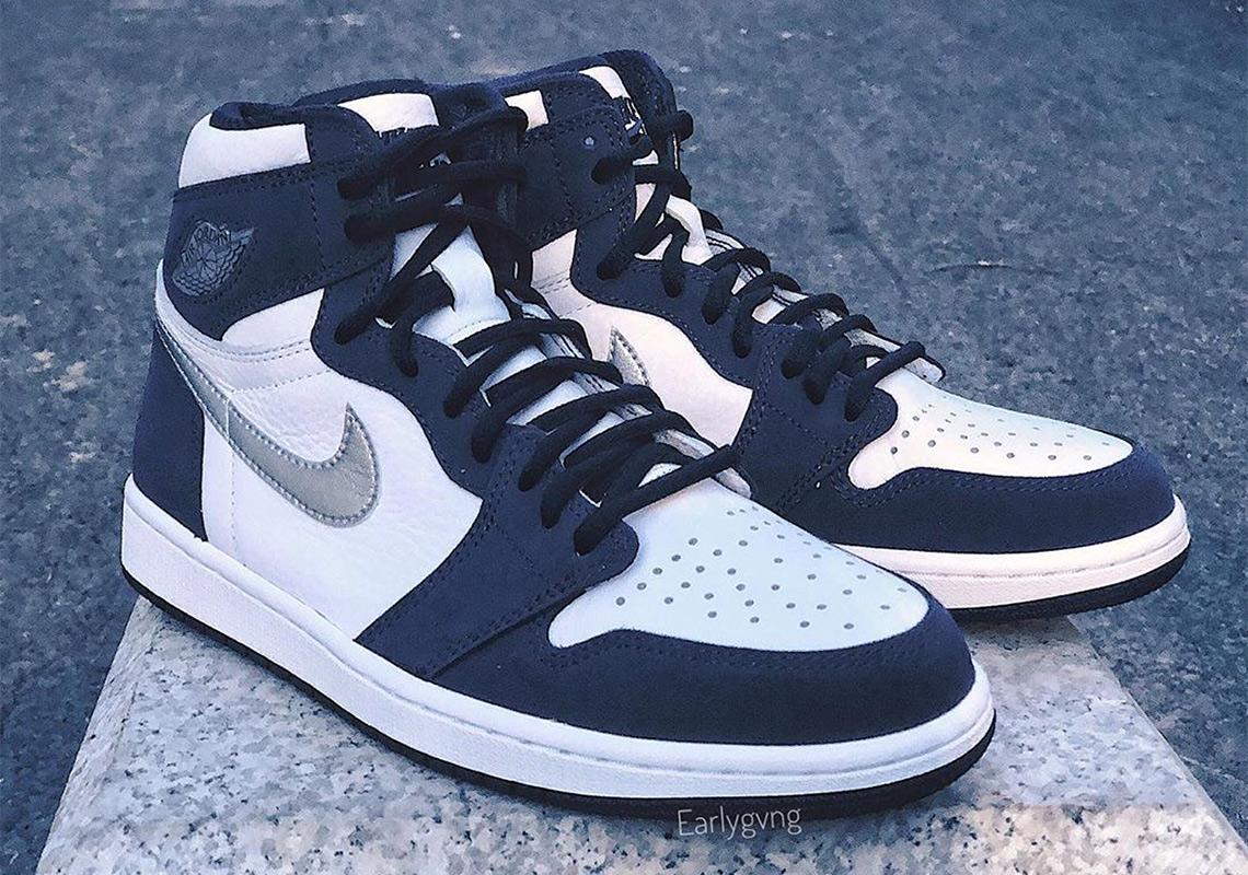 Air Jordan 1 co.jp Midnight Navy Release Info | SneakerNews.com