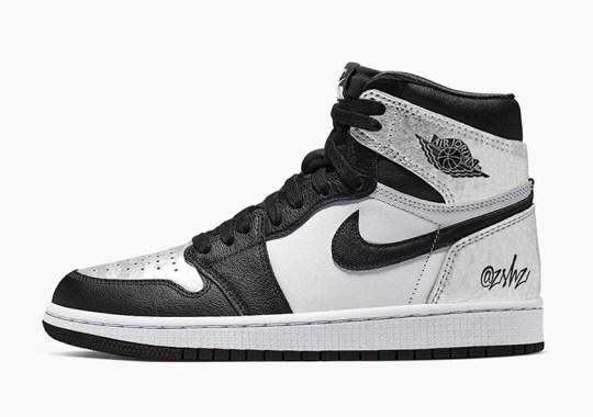 "Air Jordan 1 Retro High OG WMNS ""Silver Toe"" Coming In 2021"