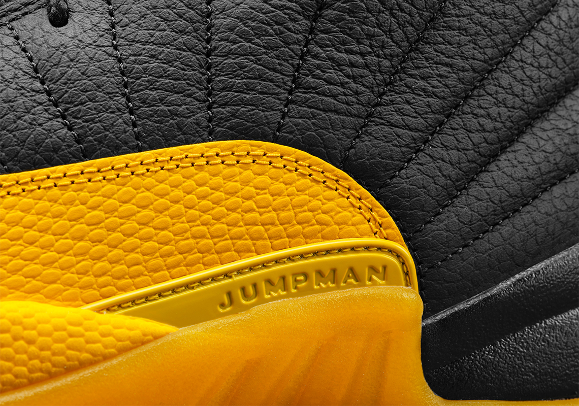 air jordan 12 university gold fake