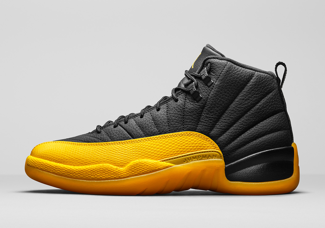Air Jordan 12 University Gold 130690 070 Release Sneakernews Com