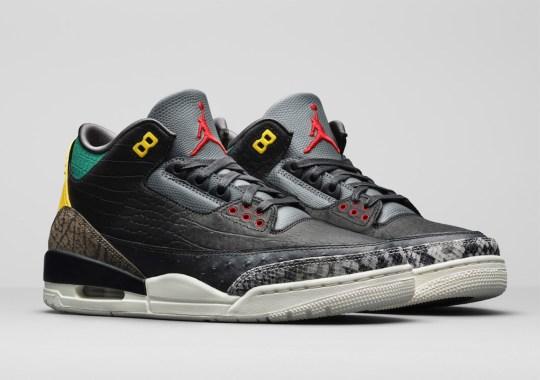 "Where To Buy The Air Jordan 3 ""Animal Instinct 2.0"""