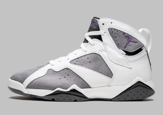 "Air Jordan 7 ""Flint"" To Return In 2021"