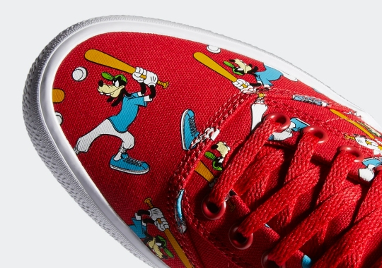 Disney's Goofy Covers An adidas Collaborative Capsule