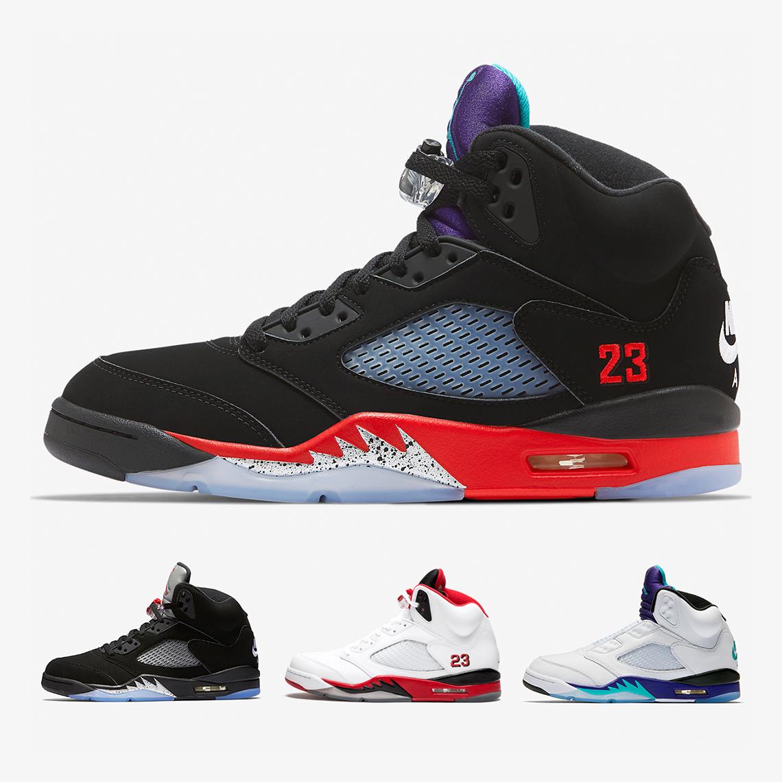 Air Jordan 5 Top 3 Store List
